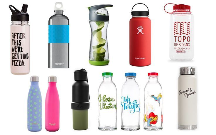 10 Best Water Bottles to Help You Stay Hydrated