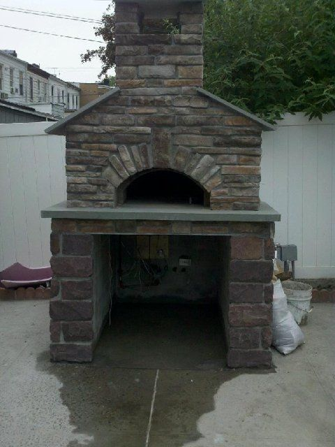 11 best images about brick oven for pizza on pinterest