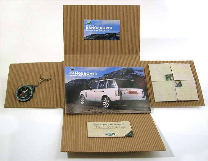 Advertising - Land Rover Land Rover - Justin D. Wright