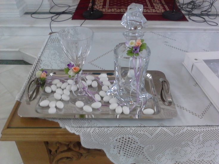 wedding decanter set