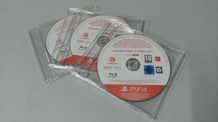 3 Assassin's Creed IV: Black Flag για PS4