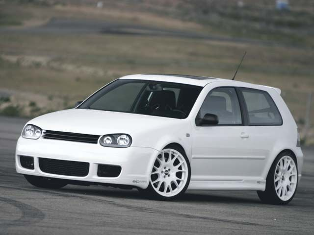I Didnt Think White Looked Good On MK4u0027s.... Until ...