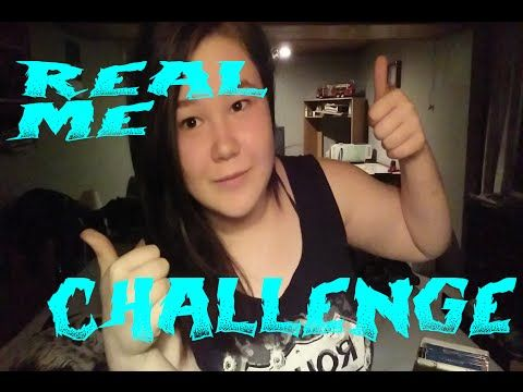 YouTube real me challenge emily boo