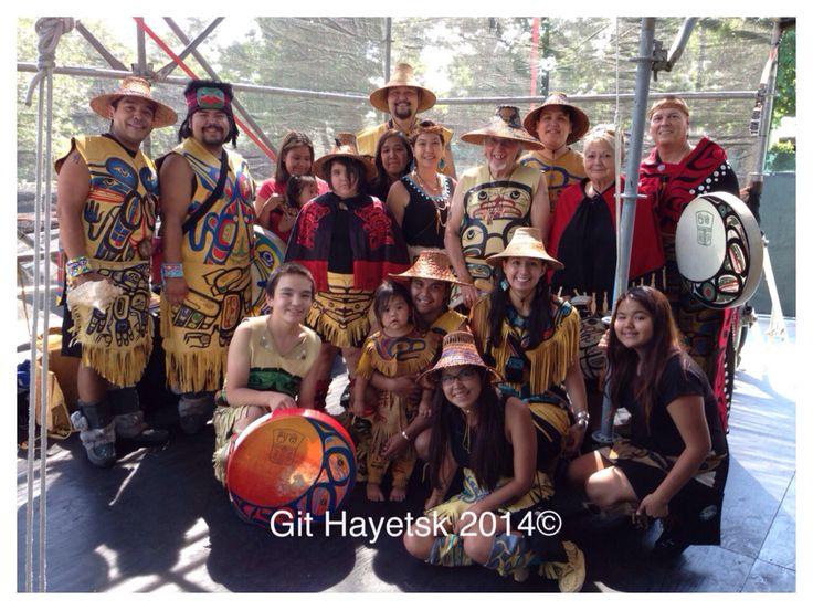 The Git Hayetsk Dancers at Community Showcase for the 2014 Fair at the PNE, Saturday, Aug 23, 2014 at 1pm On the Chevrolet Performance Stage! #alaskanative #aboriginal #bcfirstnations #dance #dancers #firstnations #githayetsk #nisgaa #tsimshian #gitxsan #haida #haisla #tahltan #tlingit #musqueam #mikedangeli #miqueldangeli #vancity #vancouver #vancouver_bc #westcoast #westcoastdance #pne @githayetsk @mikedangeli