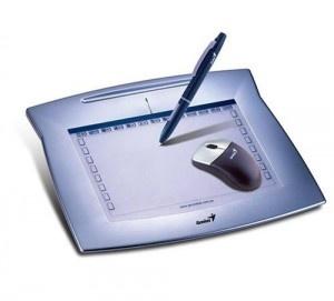 Genius MousePen Graphic Tablet