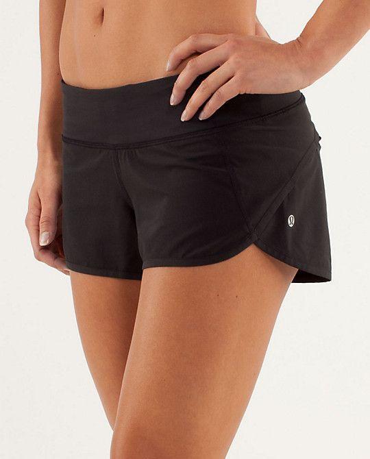 run: speed short | women's shorts, skirts & dresses | lululemon athletica - size 6 please