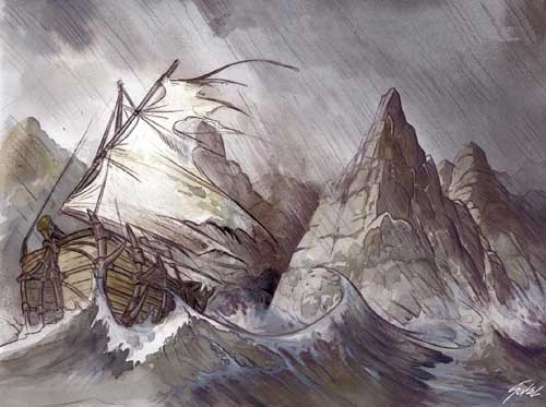 Syberia - Benoit Sokal artwork