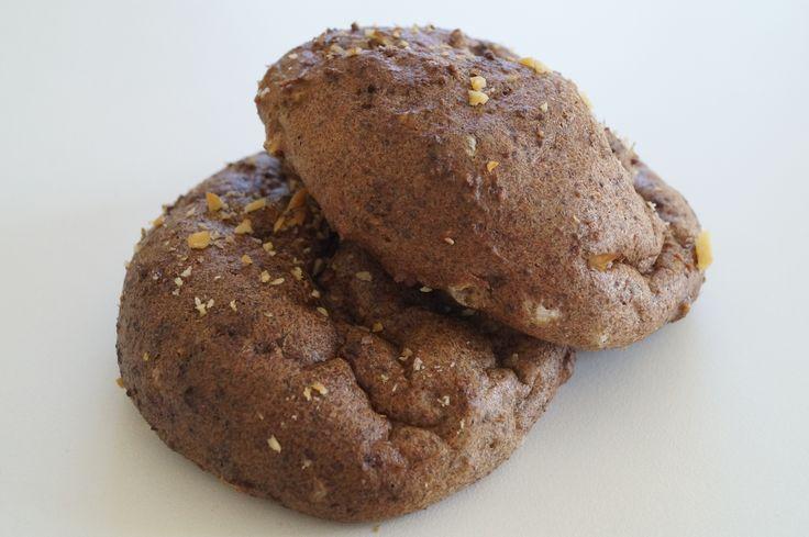 Superlækre saftige valnøddeboller uden gluten og sukker.