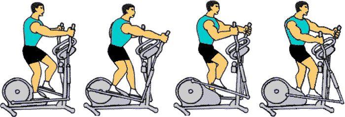 1000 calories brûlées par heure de vélo elliptique! Le vélo elliptique est efficace pour maigrir et se maintenir en forme