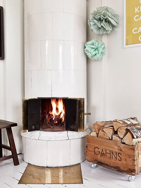 106 best Wood/Log storage images on Pinterest