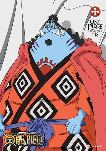 One Piece: Collection 18 [4 Discs] [DVD]