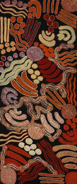 Renita Stanley - 'Malilanya' - Outstation Gallery – Aboriginal Art from Art Centres