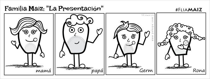 """""""La Presentación"""" #FliaMAIZ"""