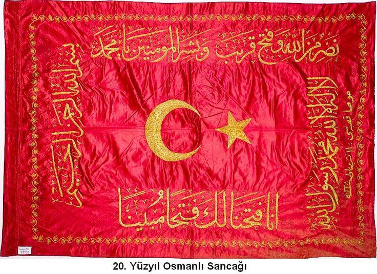 Ottoman Banner & Osmanlı Sancak