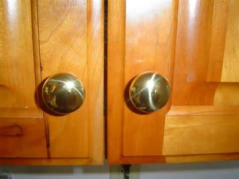 Kitchen Cabinet Door Handles And Knobs