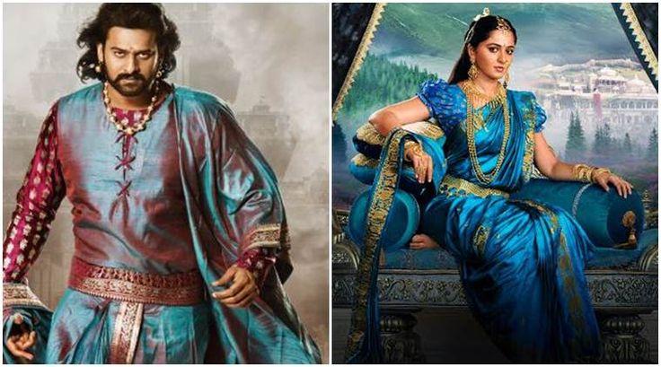 Baahubali 2 new posters: Prabhas as Amarendra Baahubali, Anushka Shetty as Devasena look regal, see pics