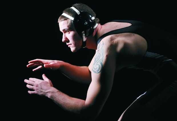 Johnson fought all the way through senior season | Prep Wrestling | The Bellingham Herald