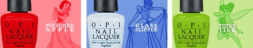 Poisoned Apple, Glass Slipper, & Think Tink <3