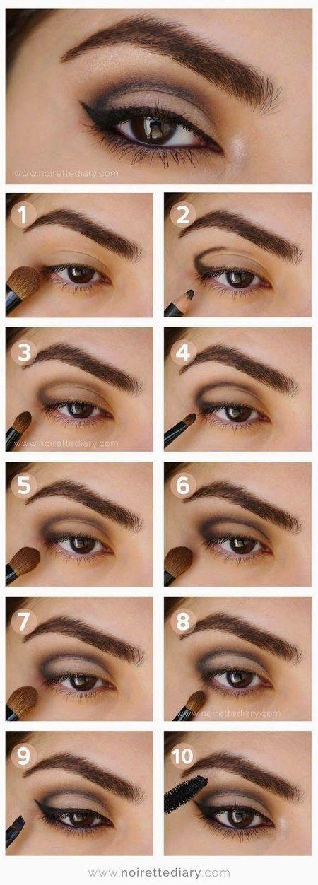 Best Smokey Eye Makeup Tutorial - Makeup | Bellashoot