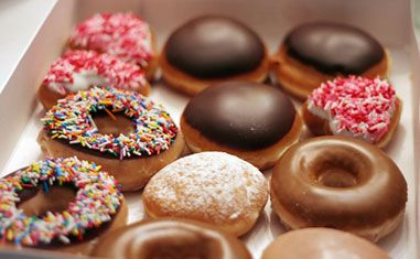 mighty-o donuts! so yummy.