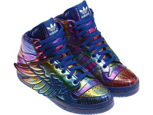 Jeremy Scott Wing Shoes