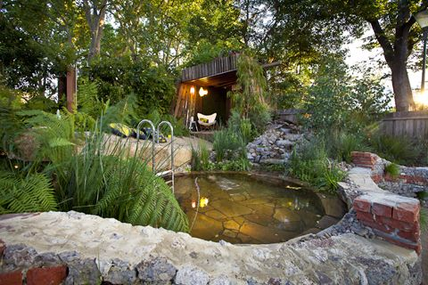 86 Best Lagoon Pool Images On Pinterest Ponds Decks And