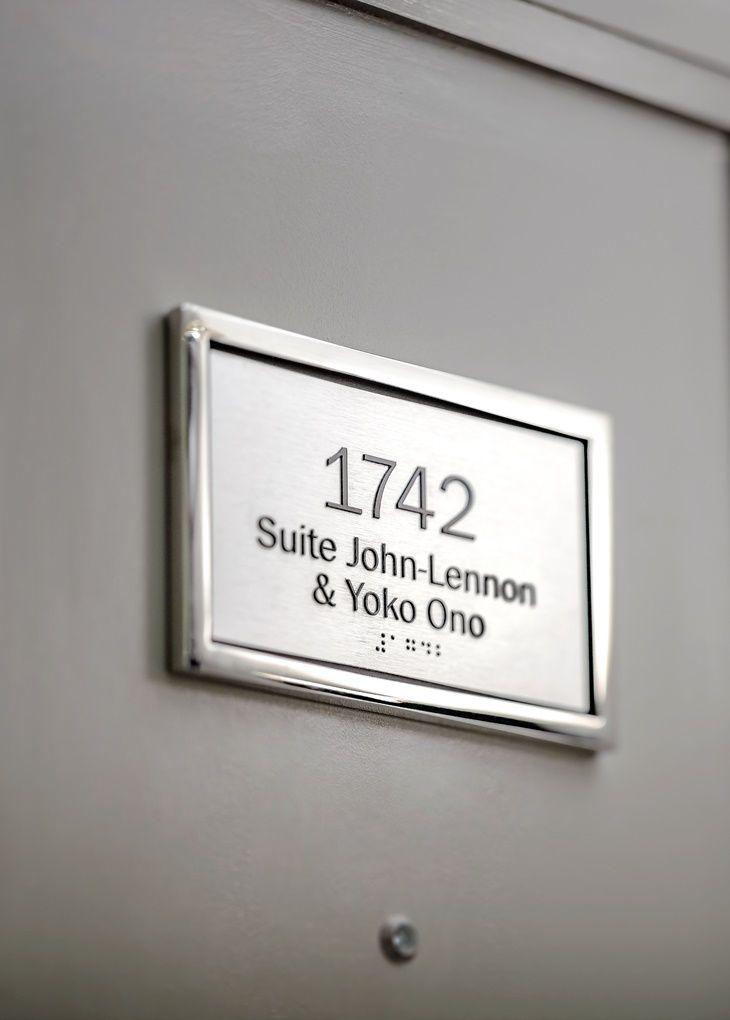 Suíte John Lennon & Yoko Ono