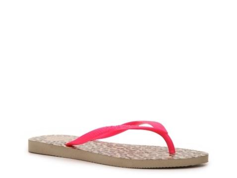 Havaianas Women's Slim Animals Flip Flop
