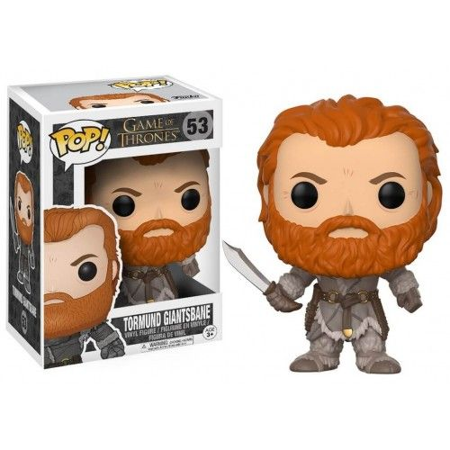 Funko Tormund Giantsbane, HBO, GOT, Game of Thrones, Funkomania, Series