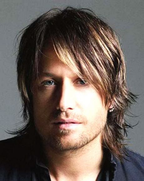 Haircuts for men with long hair