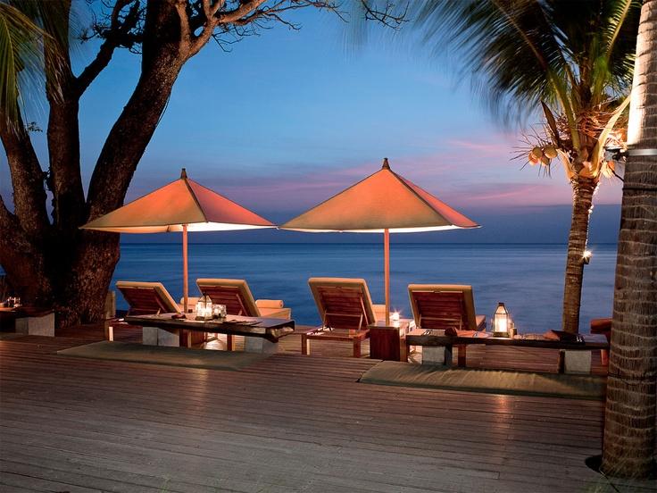 Qunci Villas Hotel Lombok.