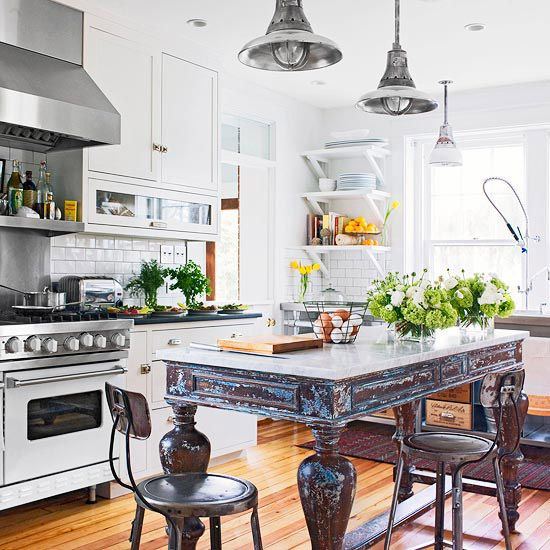 Kitchen Island Table Granite: 53 Best Images About Kitchen Ideas On Pinterest