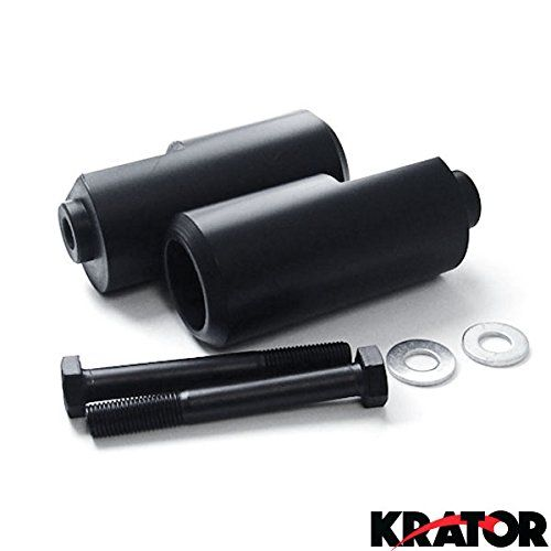 No Cut Frame Sliders Motorcycle Fairing Protectors For 2005 Yamaha YZF R1 YZFR1
