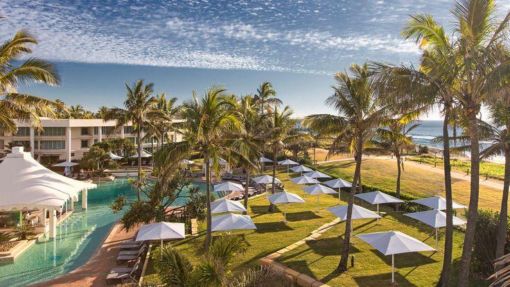 Sheraton Mirage Resort - aerial view