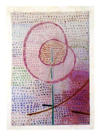 Paul Klee - Aufbluehend (Blooming)