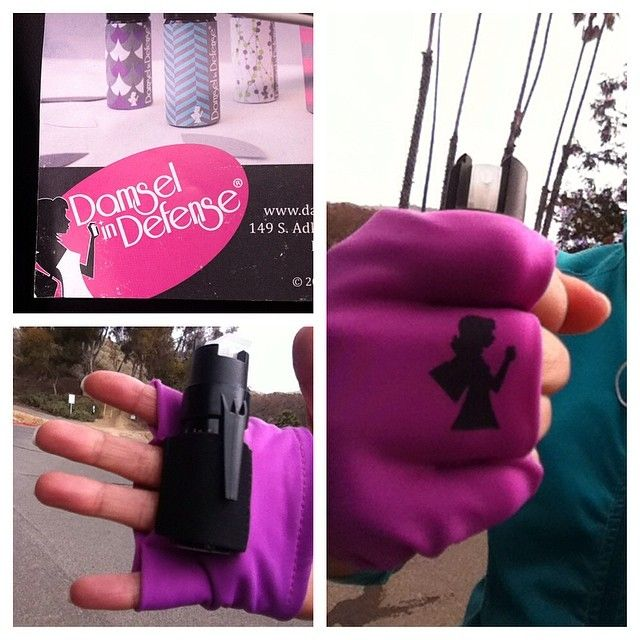 Damsel in Defense Hot Lil Hands Pepper spray. Now even your pepper spray can be hands free! $20 Order yours today at www.fightlikeadiva.com Host a party and earn it free.