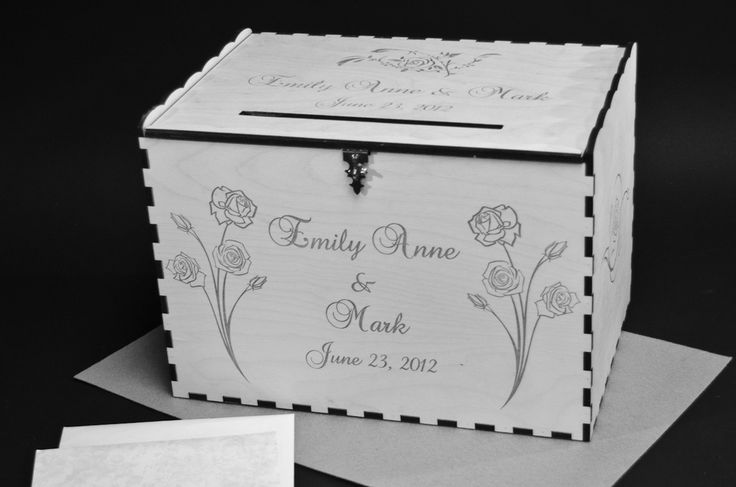 Wedding Gift Collection Boxes: 128 Best Laser Cut Box Images On Pinterest