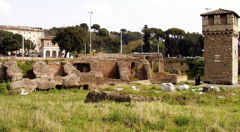 how to build the circus maximus