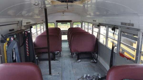 241 Best Van Travel Images On Pinterest School Buses