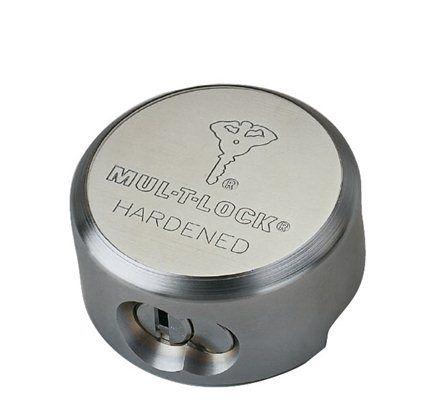 "Round Padlock ""Hockey-Puck"" Type - Round Padlocks - High Securtiy, padlock, padlocks, access control solutions, home security systems, gps padlock, heavy duty padlock, vehicle protection, key cutting machines, door cylinders"