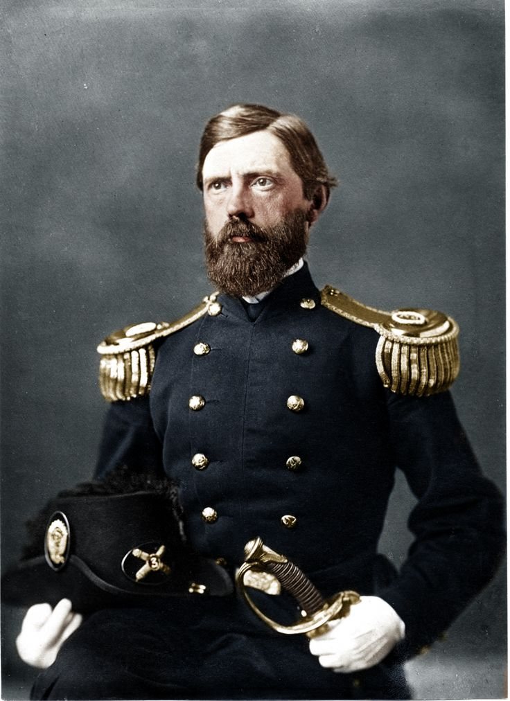union general john fulton reynolds kia colorized union