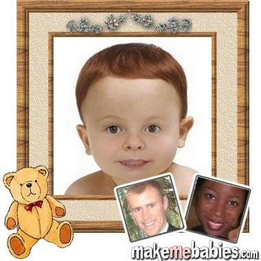The scary results of our baby face generator. Ever wonder what your potential baby may look like? Give this baby face generator a try and laugh with us!