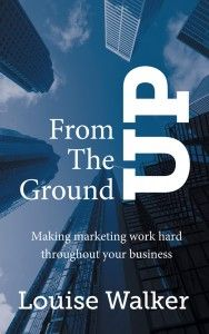 Growing a successful company is hard work. When it reaches milestone stages it can be challenging to see the changes needed to keep growth on track. This book takes you through 8 key areas of business and marketing, each one with real life examples from the author's experience, as well as guidance to make sure that your marketing is working hard throughout your company. More on... http://rethinkpress.com/books/from-the-ground-up/