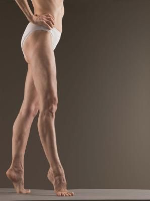 How to Get Skinny Calves and Thighs Fast