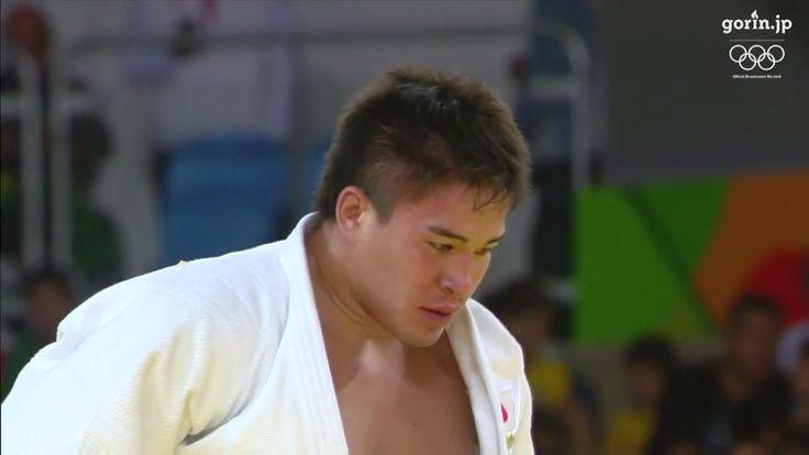 『VIDEO』JP,ONLY/柔道 男子90kg級3回戦 ベイカー茉秋 vs A.クコリ