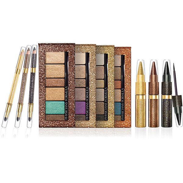 SHIMMER STRIPS - Physicians Formula ❤ liked on Polyvore featuring beauty products, makeup, eye makeup, physicians formula, physicians formula cosmetics and physicians formula makeup
