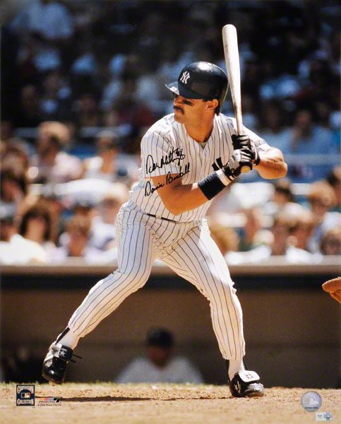 "Don Mattingly ""Donnie Baseball"""