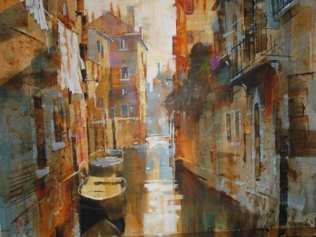 Acrylics - Chris Forsey