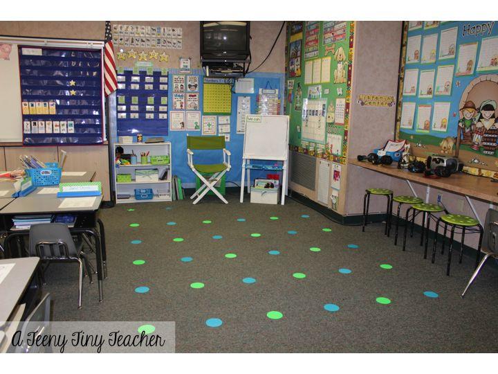 sit spots for carpet