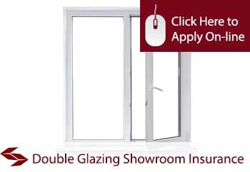 shop insurance for double glazing and replacement window showrooms